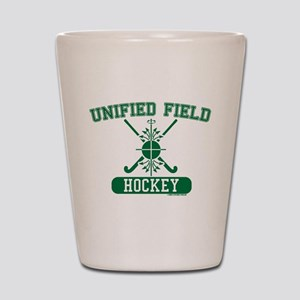 UFH front Shot Glass