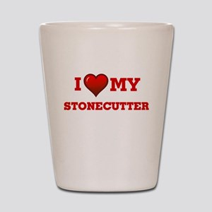 I love my Stonecutter Shot Glass