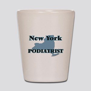 New York Podiatrist Shot Glass