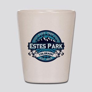 Estes Park Ice Shot Glass