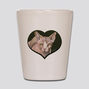 SPHYNX CAT 2 - Shot Glass