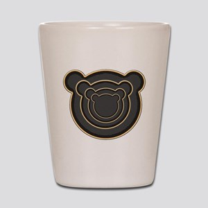 Bear Head Shot Glass