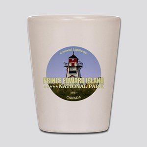 PEI NP Covehead Light Shot Glass