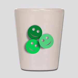 Umsted Design All Smiles Shot Glass