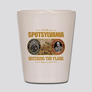 Spotsylvania Shot Glass