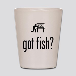 Fish Lover Shot Glass