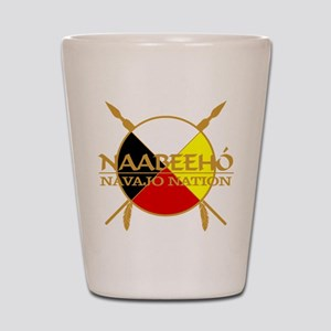 Navajo Nation Shot Glass
