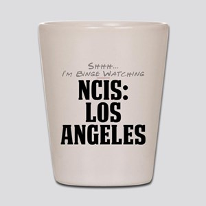 Shhh... I'm Binge Watching NCIS: Los Angeles Shot