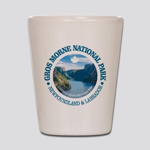 Gros Morne National Park Shot Glass