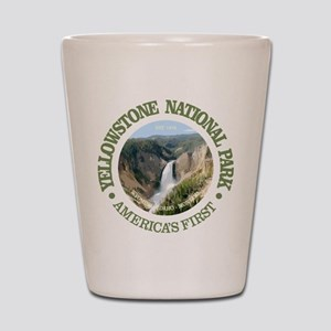Yellowstone NP Shot Glass