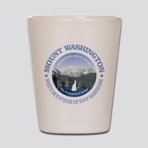 Mount Washington Shot Glass