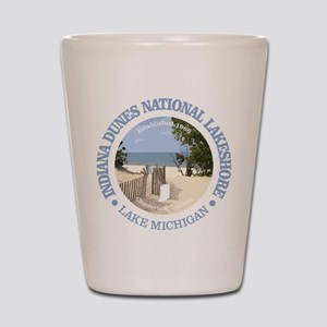 Indiana Dunes NL Shot Glass