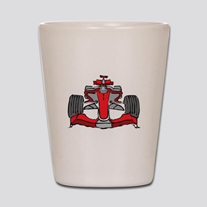 Formula 1 Shot Glass