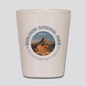 Badlands NP Shot Glass