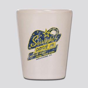 Starlight Drive In Shot Glass