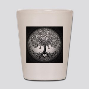 Tree of Life Bova Shot Glass