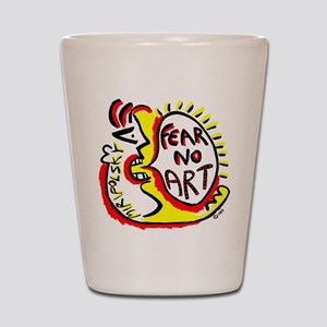 Fear No Art - Original! Shot Glass