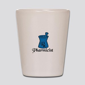 Pharmicist Shot Glass