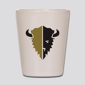Boulder Buffalo Colorado Shot Glass