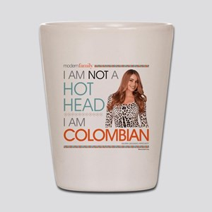 Modern Family Gloria Colombian Shot Glass