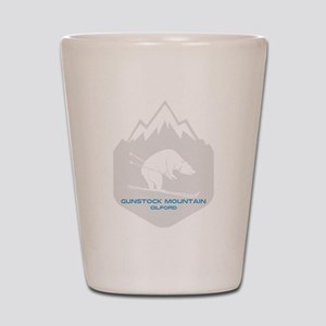 Gunstock Mountain Resort - Gilford - Shot Glass