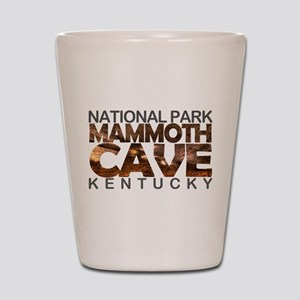 Mammoth Cave - Kentucky Shot Glass