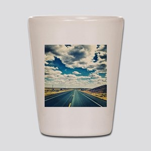 Road Trip Shot Glass