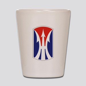 11th Light Infantry Brigade Shot Glass