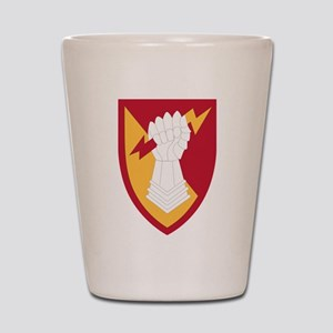 38 Air Defense Artillery Brigade.pn Shot Glass