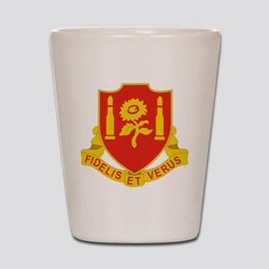 29 Field Artillery Regiment Shot Glass