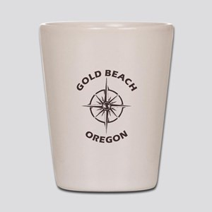 Oregon - Gold Beach Shot Glass