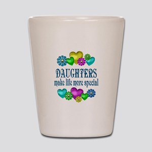 Daughters More Special Shot Glass