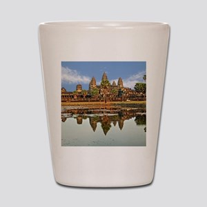 ANGKOR WAT Shot Glass