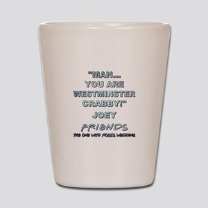 WESTMINSTER CRABBY Shot Glass