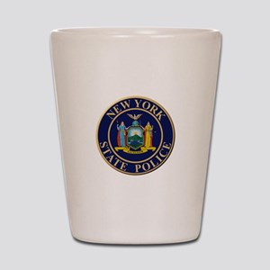 Police for the state of New York Shot Glass