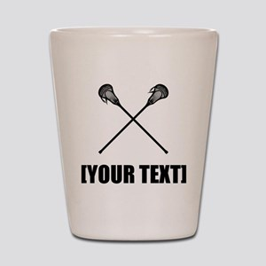 Lacrosse Personalize It! Shot Glass