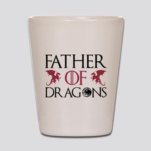 Father Of Dragons Shot Glass