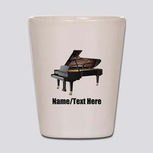 Piano Music Personalized Shot Glass