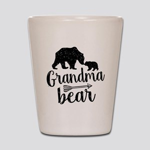 Grandma Bear Shot Glass