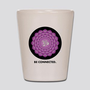 Be Connected. Shot Glass