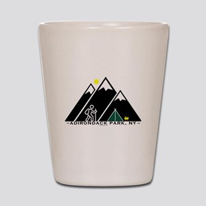 Adirondack Park Shot Glass