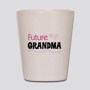 Future Grandma Shot Glass