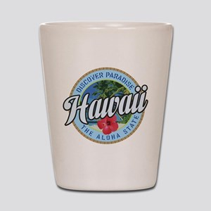 Hawaii Shot Glass
