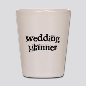 Wedding Planner Shot Glass