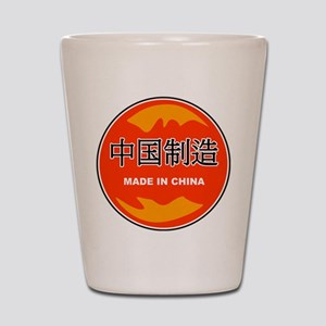 Made In China Shot Glass