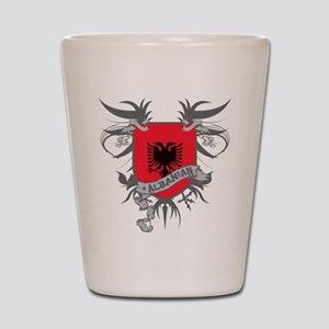 Albanian Wings Shot Glass