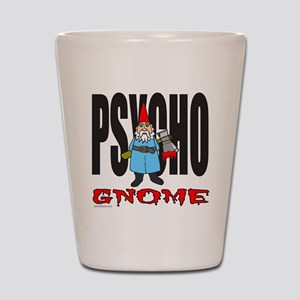 PSYCHO GNOME Shot Glass