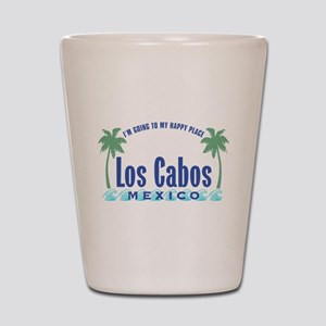 Los Cabos Happy Place - Shot Glass
