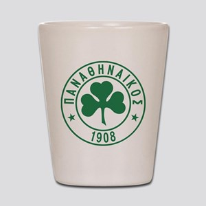 Panathinaikos Shot Glass