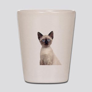 Siamese Shot Glass